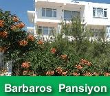 fıstıklı Barbaros pansiyon